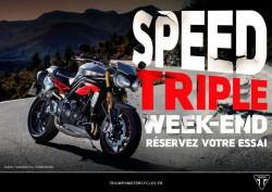 SPEED TRIPLE Week-end !